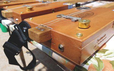 Szivardobozból hangszer